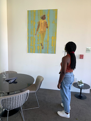 Solo Fellowship Exhibition at The Virginia Museum of Fine Arts